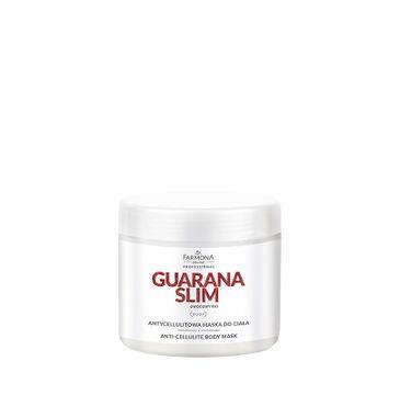 Farmona Professional – Guarana Slim antycellulitowa maska do ciała (500 ml)