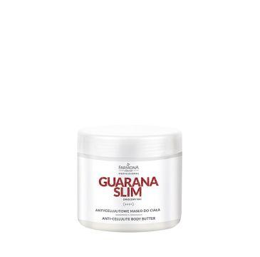 Farmona Professional – Guarana Slim antycellulitowe masło do ciała (500 ml)