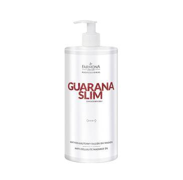 Farmona Professional – Guarana Slim antycellulitowy olejek do masażu (950 ml)