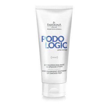 Farmona Professional – Podologic Lipid System hipoalergiczna maść na spękane stopy (75 ml)