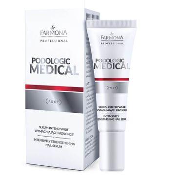 Farmona Professional Podologic Medical serum intensywnie wzmacniające paznokcie (15 ml)