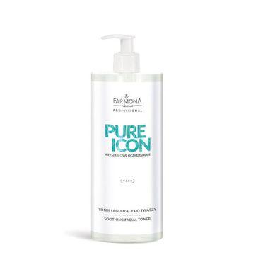 Farmona Professional – Pure Icon tonik łagodzący do twarzy (500 ml)