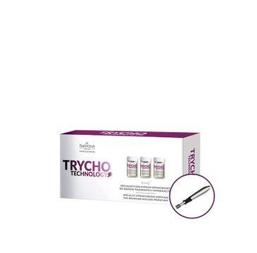 Farmona Professional – Trycho Technology specjalistyczne ampułki wzmacniające do włosów osłabionych i wypadających (10×5 ml)