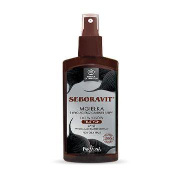 Seboravit mgiełka do włosów tłustych regenerująca 200 ml