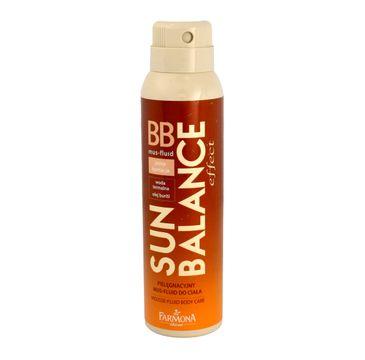 Sun Balance mus-fuid BB pielęgnacyjny do ciała jasna karnacja 150 ml