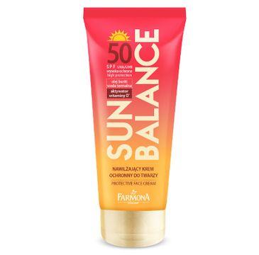 Farmona – Sun Balance krem ochronny do twarzy SPF50 (50 ml)