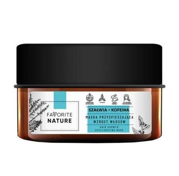 Favorite Nature – Maska przyspieszająca wzrost włosów (200 ml)