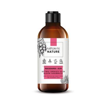 Favorite Nature – Odżywka chroniąca kolor włosów farbowanych (250 ml)