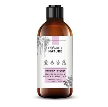 Favorite Nature – Szampon do włosów suchych i puszących się (400 ml)