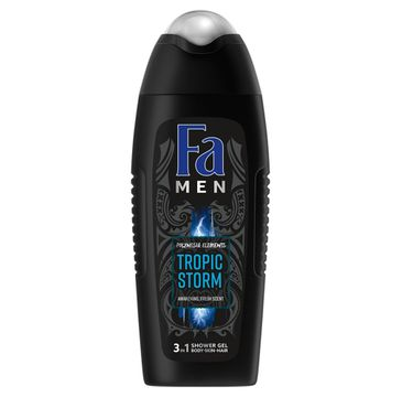 Fa Men Polynesia Elements żel pod prysznic 3w1 Tropic 400 ml