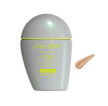 Shiseido – Sports BB Cream SPF50 krem BB Medium Dark (30 ml)