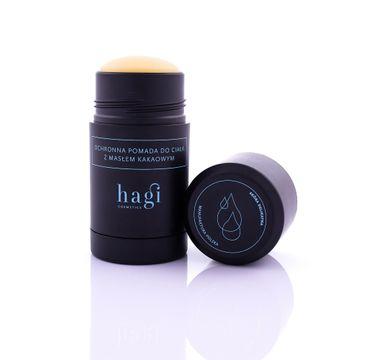 Hagi Cosmetics Ochronna pomada do ciała z masłem kakaowym (75 ml)