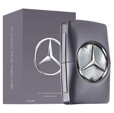 Mercedes-Benz Man Grey – woda toaletowa spray (100 ml)