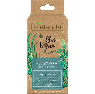 Bielenda – Bio Vegan odżywka do paznokci Algi Morskie (10 ml)