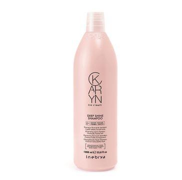 Inebrya Karyn Deep Shine Shampoo – szampon nabłyszczający włosy (1000 ml)