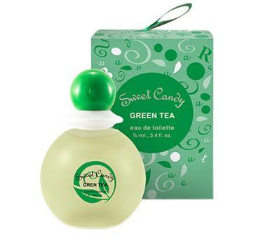 Jean Marc – Sweet Candy Green Tea woda toaletowa spray (100 ml)