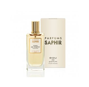 Vida de Saphir – woda perfumowana spray Pour Femme (50 ml)
