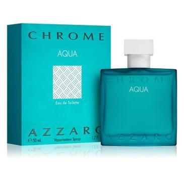 Azzaro – Chrome Aqua woda toaletowa spray (50 ml)