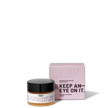 Veoli Botanica – Keep An Eye On It anti-aging skoncentrowany balsam pod oczy (15 ml)