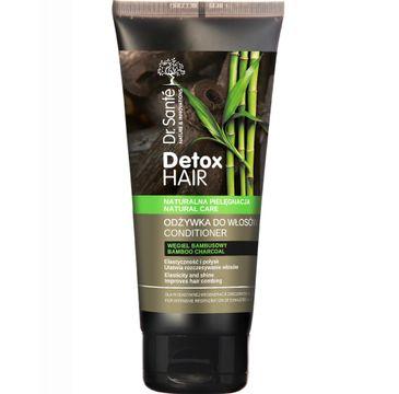 Dr. Sante Detox Hair – odżywka regenerująca do włosów z węglem bambusowym (200 ml)