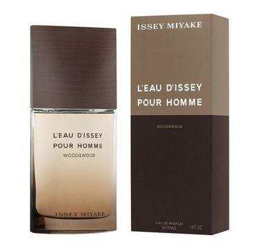 Issey Miyake – L'Eau d'Issey Pour Homme Wood & Wood woda perfumowana spray (100 ml)