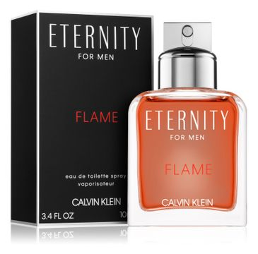 Calvin Klein Eternity Flame For Men woda toaletowa spray 100ml