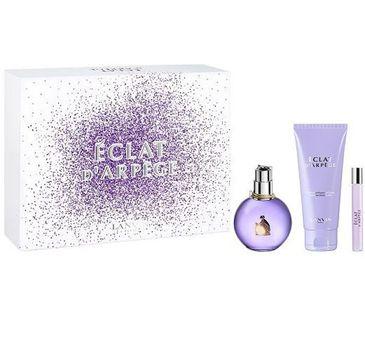 Lanvin – Zestaw Eclat d'Arpege woda perfumowana spray 100ml + balsam do ciała 100ml + miniatura wody perfumowanej 7.5ml (1 szt.)