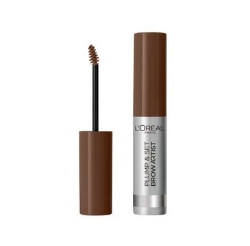 L'Oreal Paris Brow Artist Plump & Set – tusz do brwi 105 Brunette (4.9 ml)