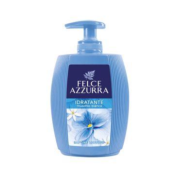 Felce Azzurra Liquid Soap mydło w płynie White Musk (300 ml)