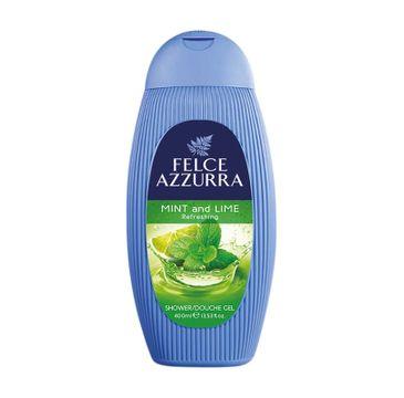 Felce Azzurra Shower Gel żel pod prysznic Mint & Lime (400 ml)