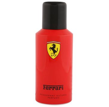 Ferrari Scuderia Red deozodrant spray 150ml