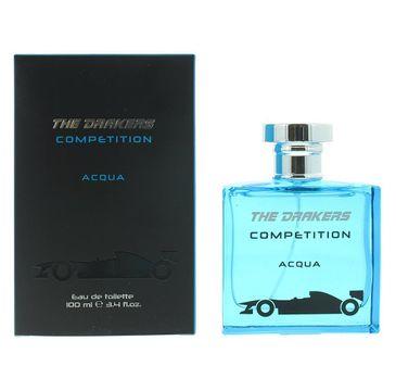 Ferrari The Drakers Competition Aqua woda toaletowa spray (100 ml)