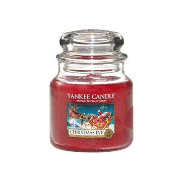 Yankee Candle – Świeca zapachowa mały słój Christmas Eve (104 g)