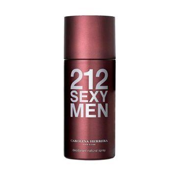 Carolina Herrera 212 Sexy Men dezodorant spray 150ml