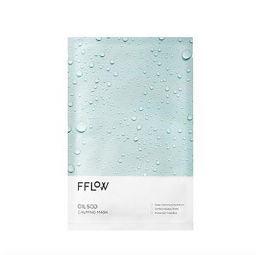 Fflow Oilsoo Calming Mask maska w płachcie (30 g)