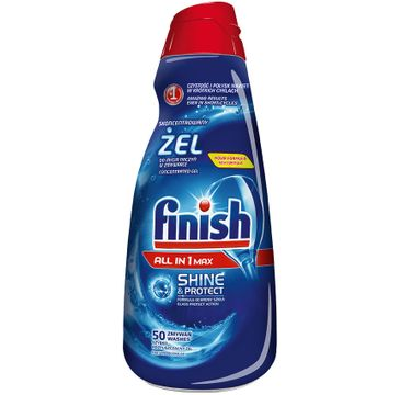 Finish All-in-1 Max żel do zmywarki 1000ml