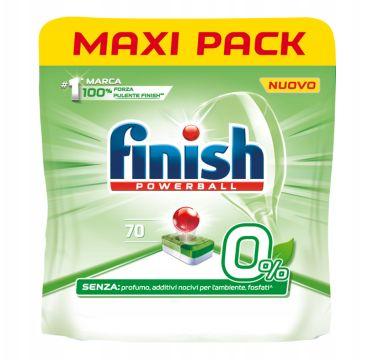 Finish All In 1 Zero tabletki do zmywarki (70 szt.)