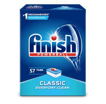 Finish Classic tabletki do zmywarki 57 sztuk regularne