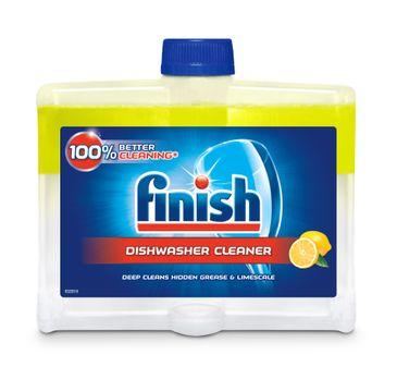 Finish Płyn do czyszczenia zmywarek 250ml cytrynowy