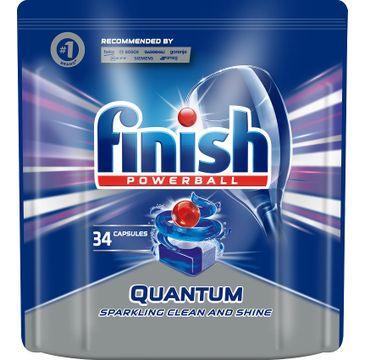 Finish Quantum kapsułki do zmywarki regularne (34 szt.)