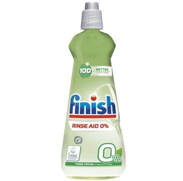 Finish Zero płyn nabłyszczający do zmywarek (400 ml)