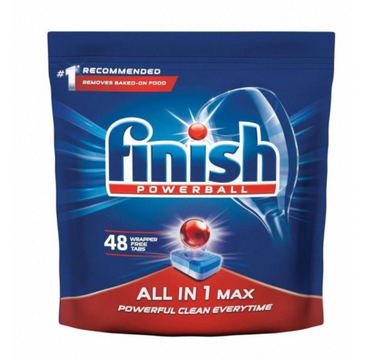Finish All In One Max tabletki do zmywarki 48szt. (1 op.)