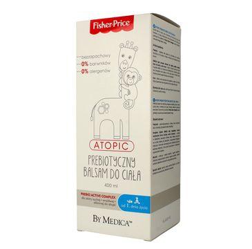 Fisher-Price Atopic prebiotyczny balsam do ciała 400 ml