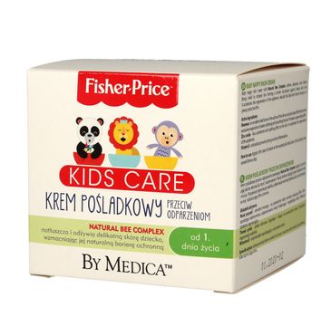 Fisher-Price Kids Care krem pośladkowy przeciw odparzeniom 60 ml