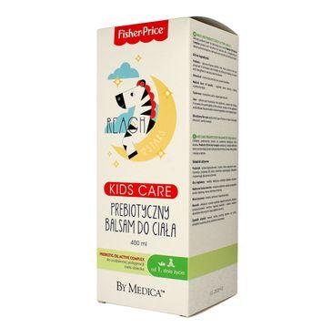 Fisher-Price Kids Care prebiotyczny balsam do ciała 400 ml