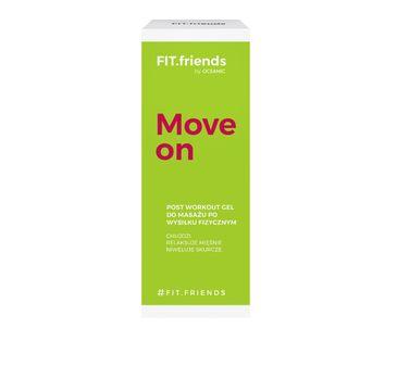 FIT.friends Move On Post Workout Żel do masażu po wysiłku fizycznym 75ml