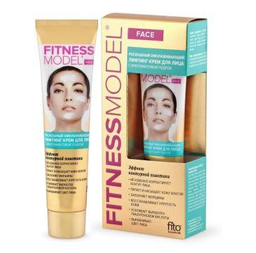 Fito Cosmetics Fitness Model odmładzająco-liftingujący krem do twarzy z diamentowym pudrem (45 ml)