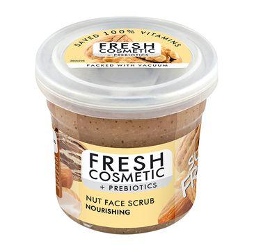 Fito Cosmetics Fresh Cosmetic + Prebiotics Nourishing Nut Face Scrub odżywczo-regenerujący orzechowy peeling do twarzy (50 ml)