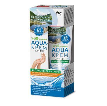 Fitokosmetik Aqua - krem do rąk intensywne odżywianie 45 ml