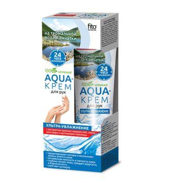 Fitokosmetik Aqua - krem do rąk ultra nawilżenie 45 ml